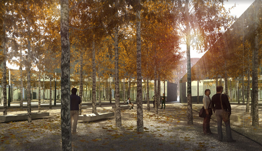 Winner announced in AIDS Memorial Park competition