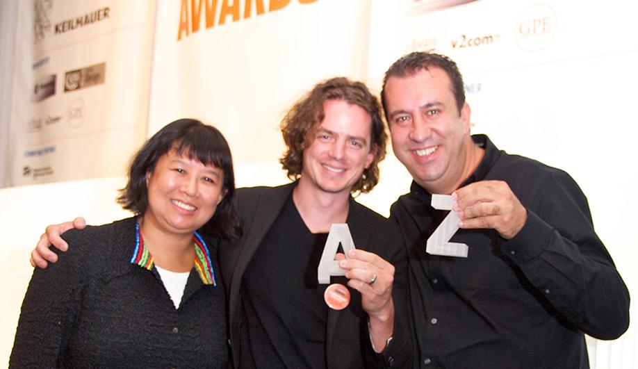 AZ AWARD Winners announced 05