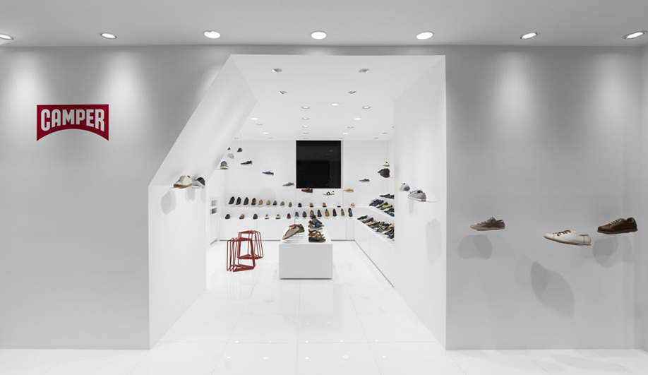 Camper store in Osaka by Nendo 05