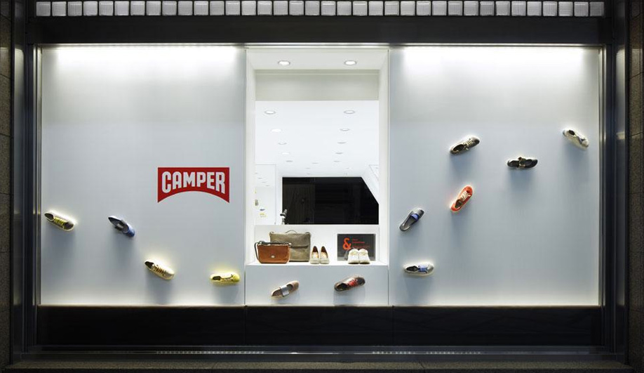 Camper store in Osaka by Nendo 06