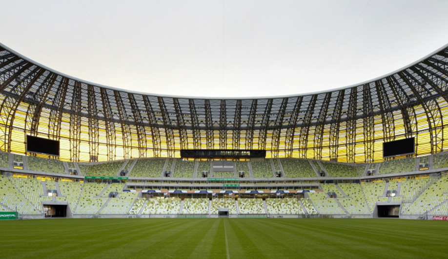 Euro Cup 2012 Inside the Stadiums 02