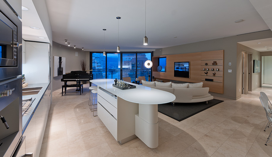 Foster + Partners first North American residence 02