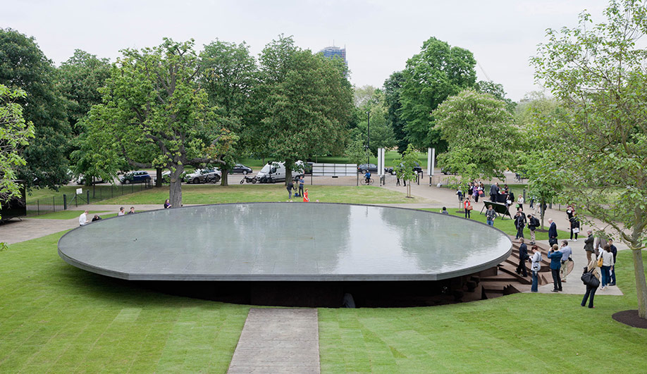Herzog & de Meuron and Ai Weiwei do the Serpentine 01