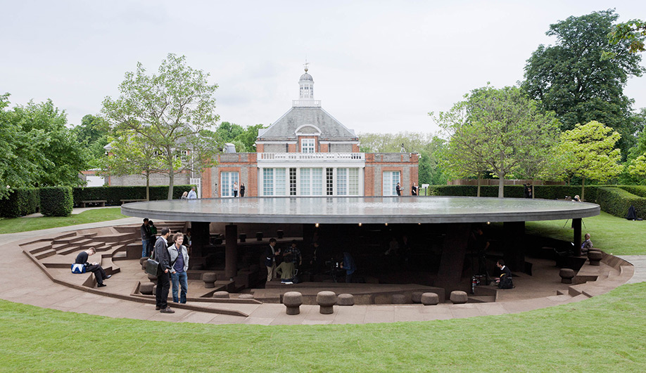 Herzog & de Meuron and Ai Weiwei do the Serpentine 02