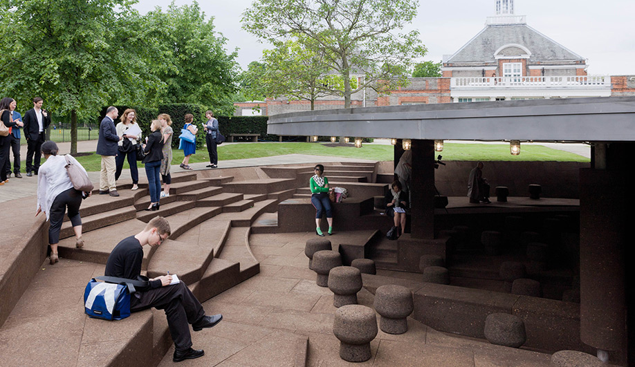 Herzog & de Meuron and Ai Weiwei do the Serpentine 03