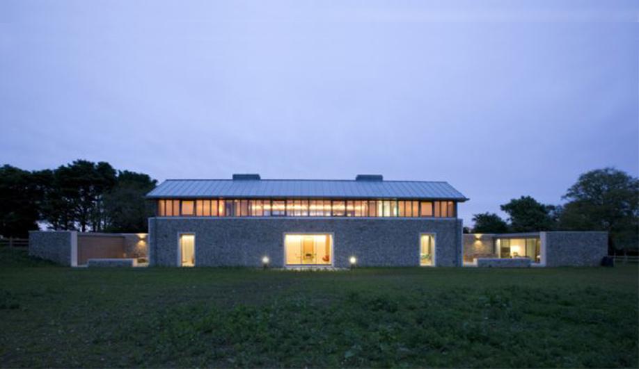 London 2012 Hopkins Architects Long House 01