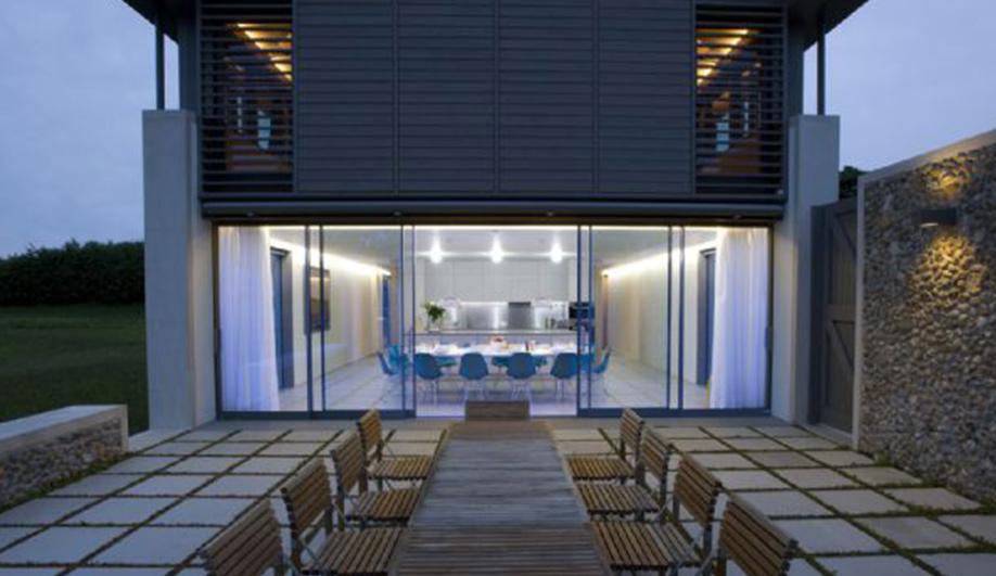 London 2012 Hopkins Architects Long House 05