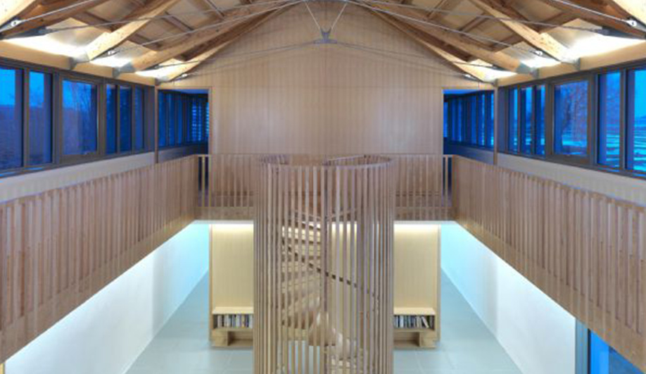 London 2012 Hopkins Architects Long House 07