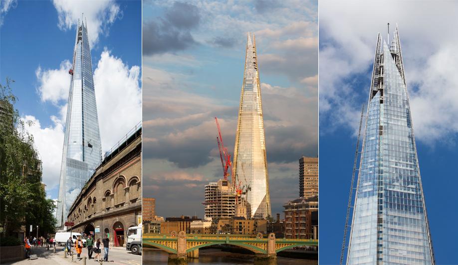 London 2012 The Shard defies its critics 03