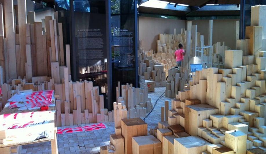 The Venice Architecture Biennale goes open source 08
