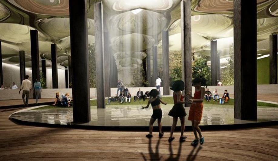 Previewing Manhattans subterranean park 06