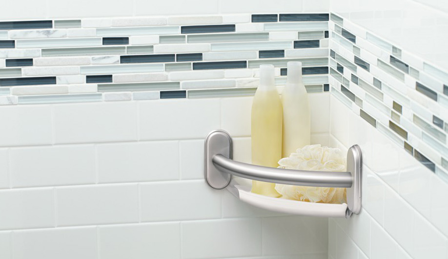 Bath fixtures with a universal design 06