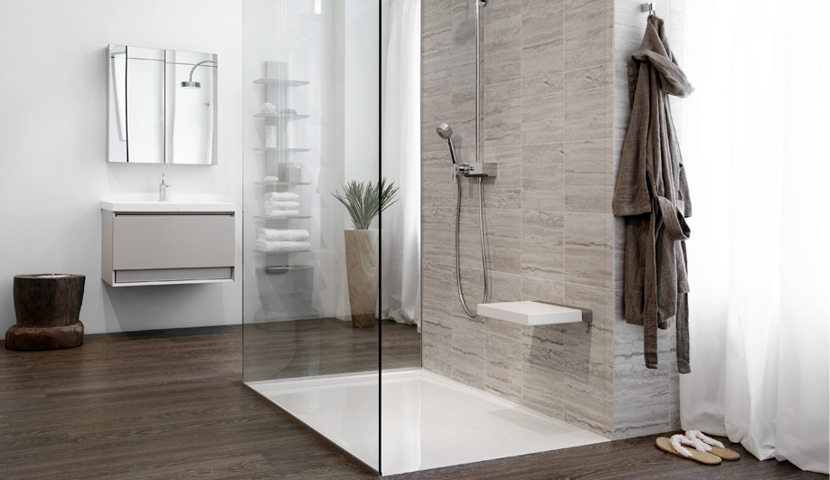 Bath Fixtures With A Universal Design