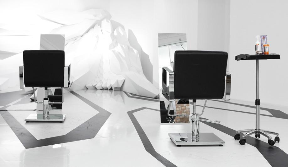 Fudge Hair Salon by Zaha Hadid Architects 02