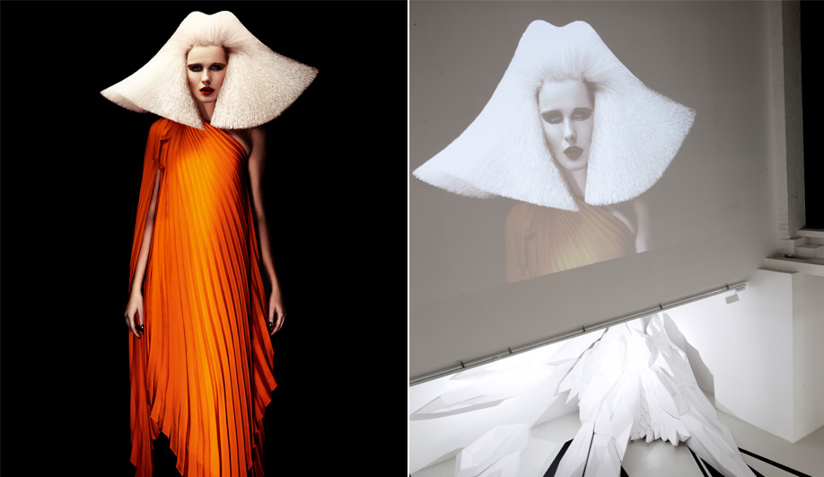 Fudge Hair Salon By Zaha Hadid Architects Azure Magazine