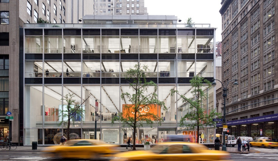 Burdifilek refreshes a New York building icon