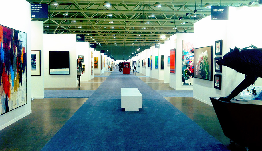 Weekend must-see: Art Toronto 2012