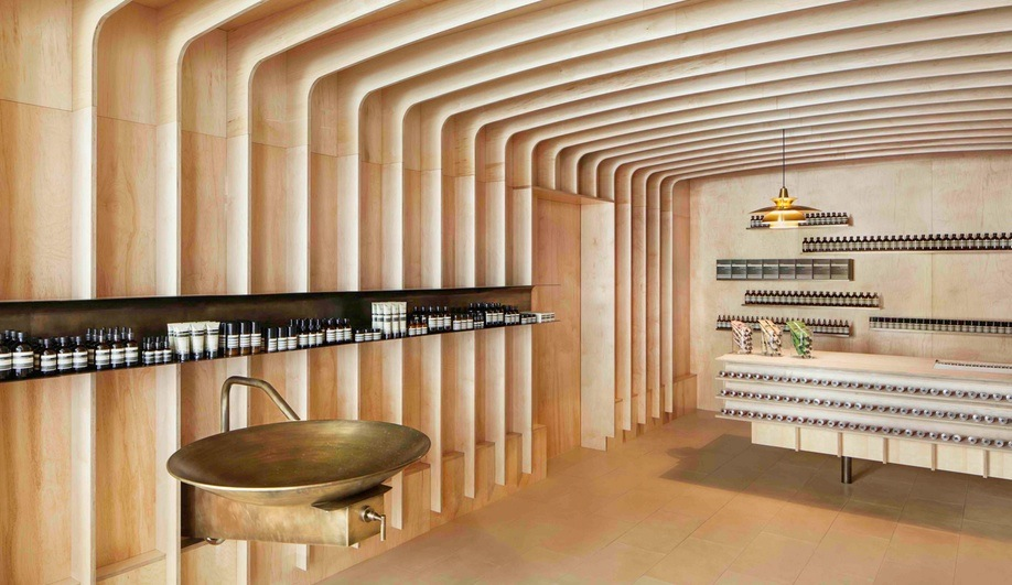 Aesop's inviting West Village flagship