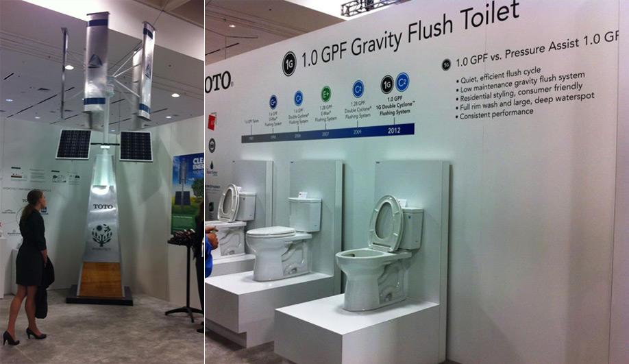 Dispatch from Greenbuild: Design-mandated sustainability