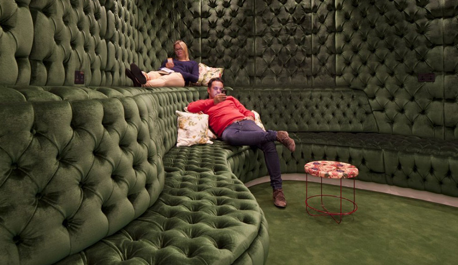 Google's wildly eclectic London office - Azure Magazine