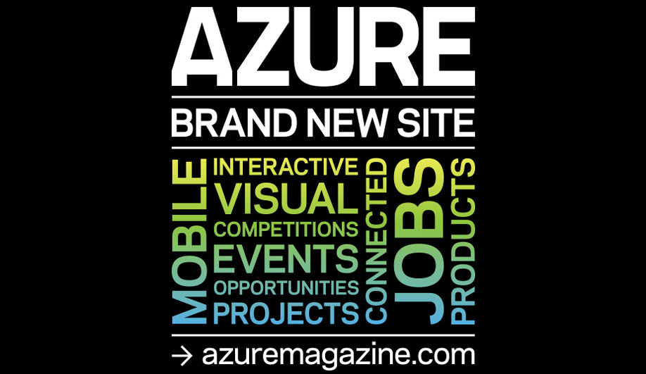 Azure's new website