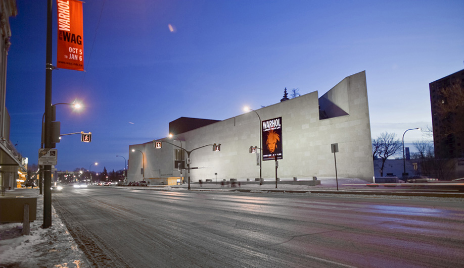 Winnipeg Art Gallery 01
