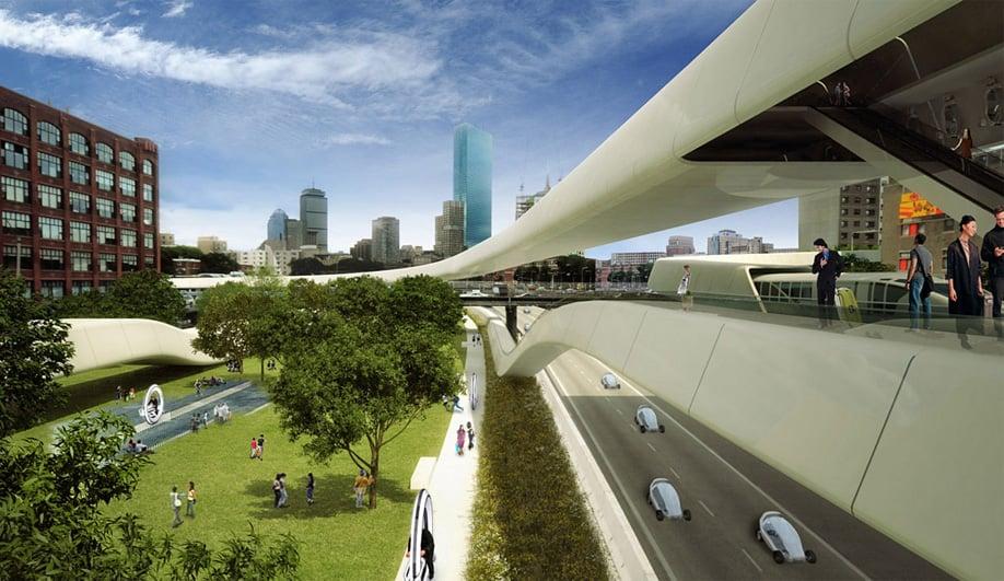 Höweler + Yoon's radical transportation vision