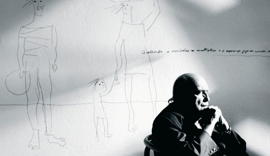 What did Oscar Niemeyer mean to you?