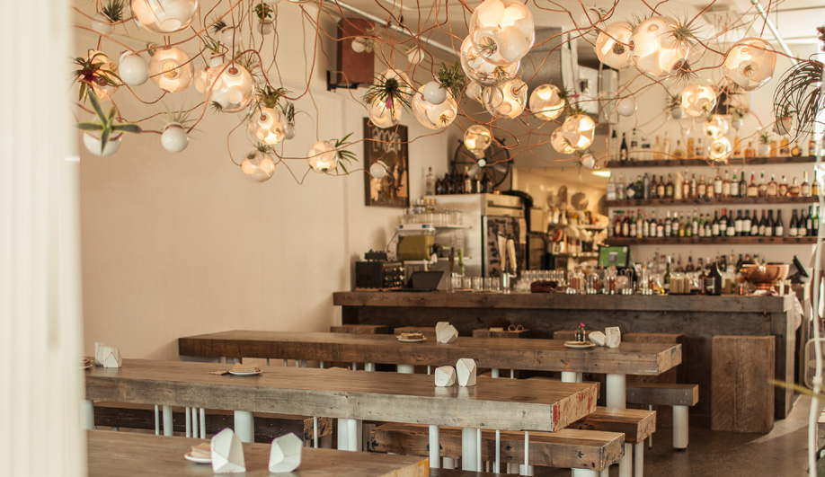 Omer Arbel S Industrial Chic Restaurant For Tacofino