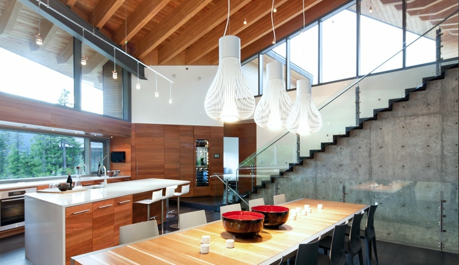 Whistler Retreat by Battersby Howat - Azure Magazine
