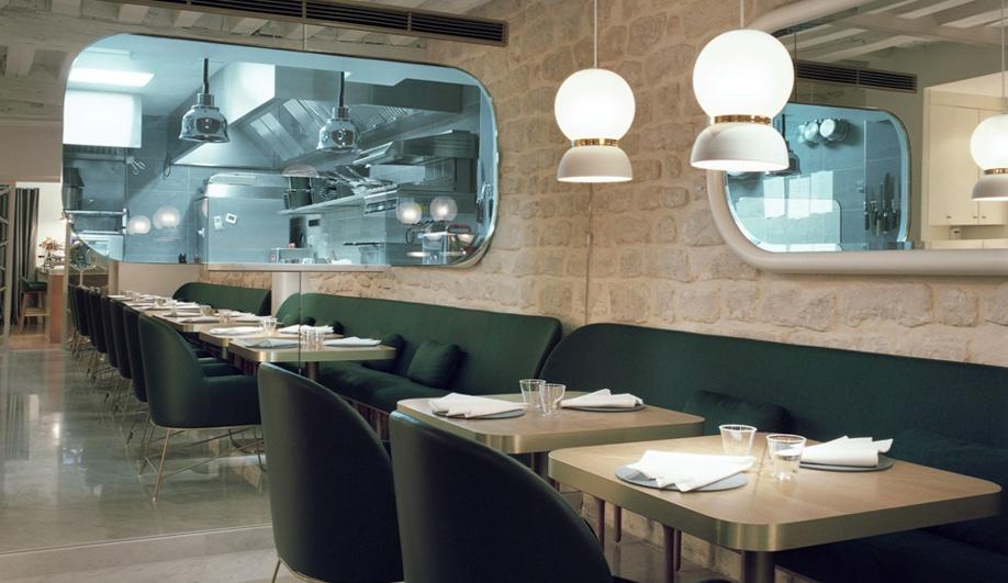 Jaime Hayon's Chic Paris Eatery