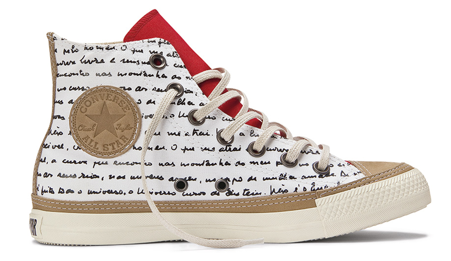 Oscar Niemeyer for Converse
