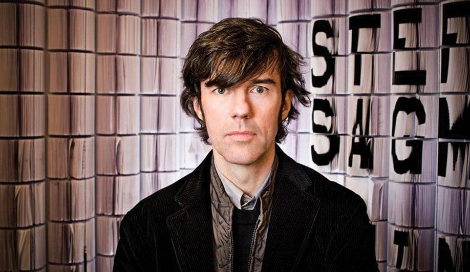Q&A: Stefan Sagmeister