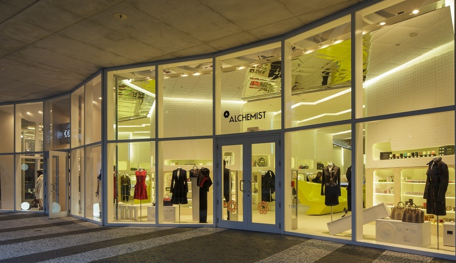 Alchemist Concept Store 2
