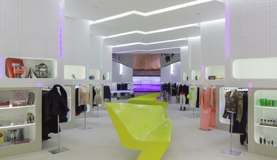 The Dazzling Alchemist Concept Store in Miami