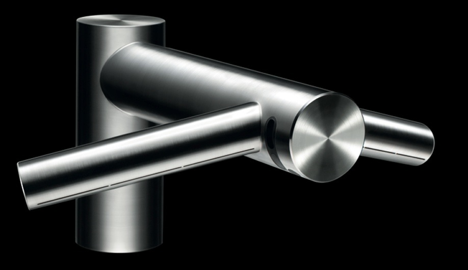 Dyson's Innovative Faucet–Hand Dryer