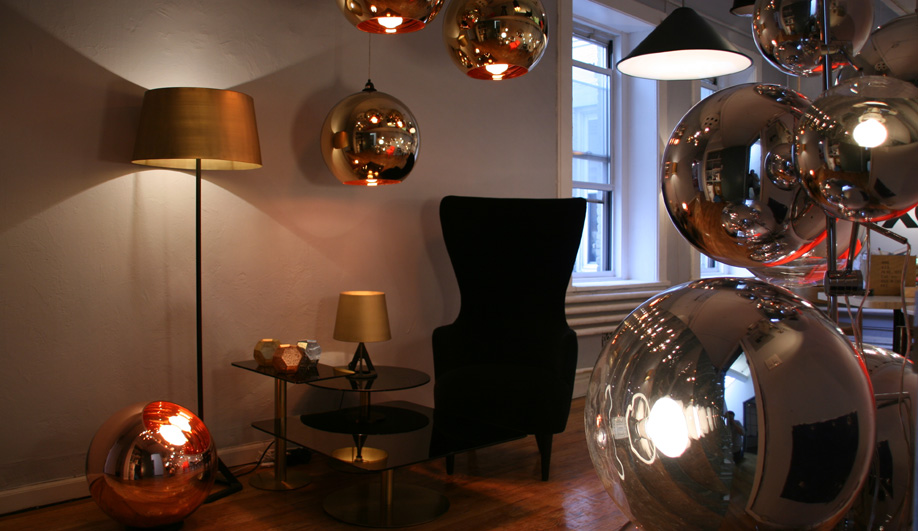 Tom Dixon Takes Manhattan