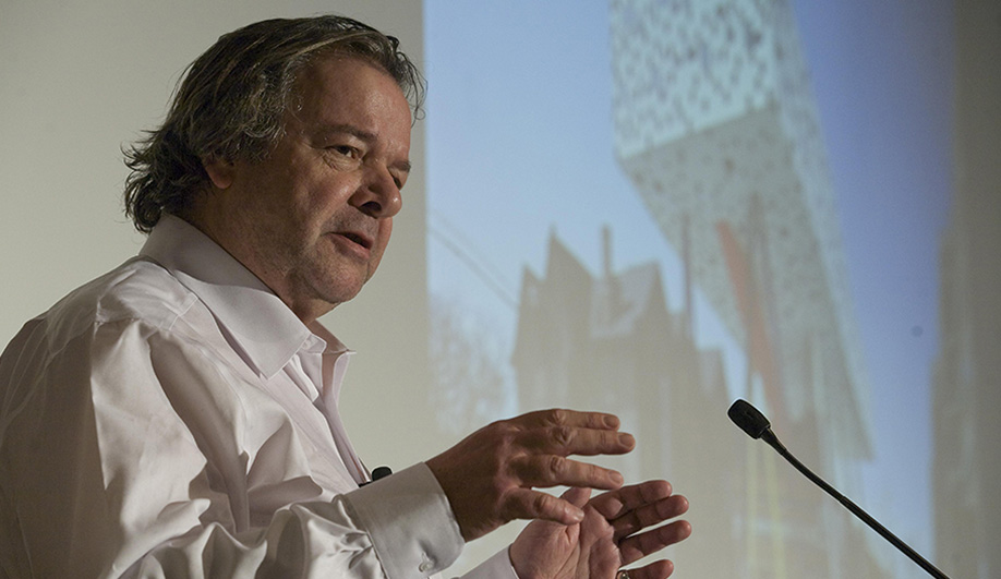 Will Alsop's Lessons for a Young Architect