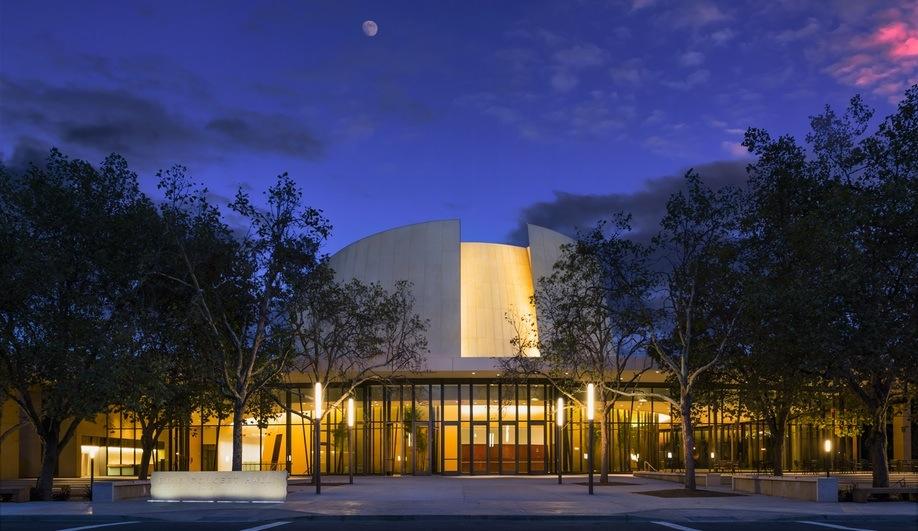 Stanford's Stunning Arts Hub