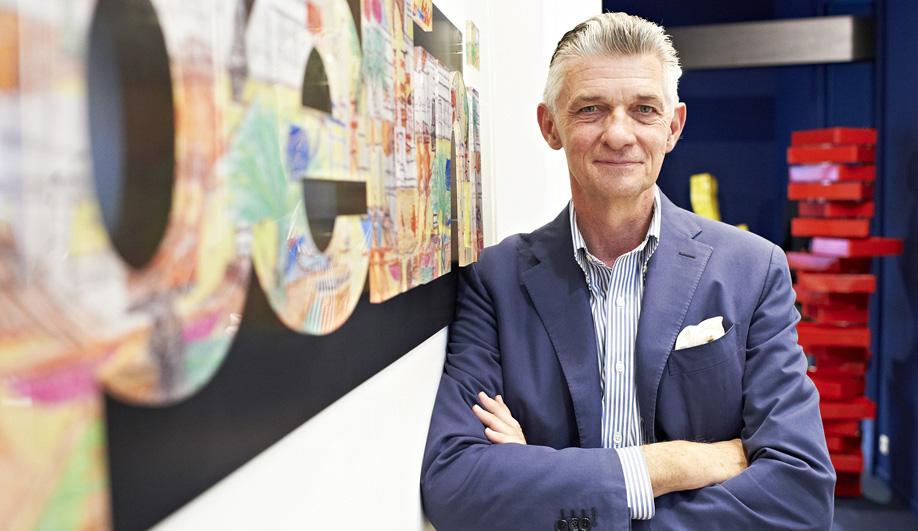 Giulio Cappellini in Toronto