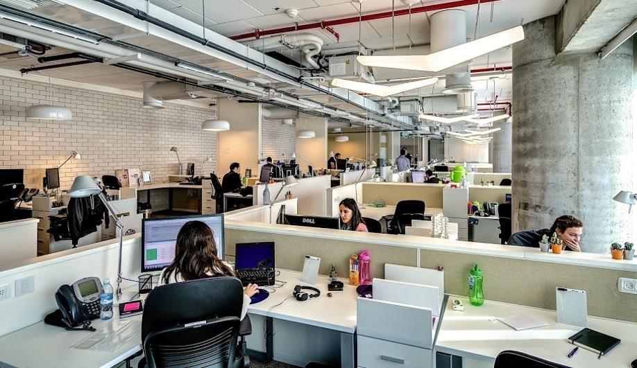 Googles First Office in Israel  Azure Magazine