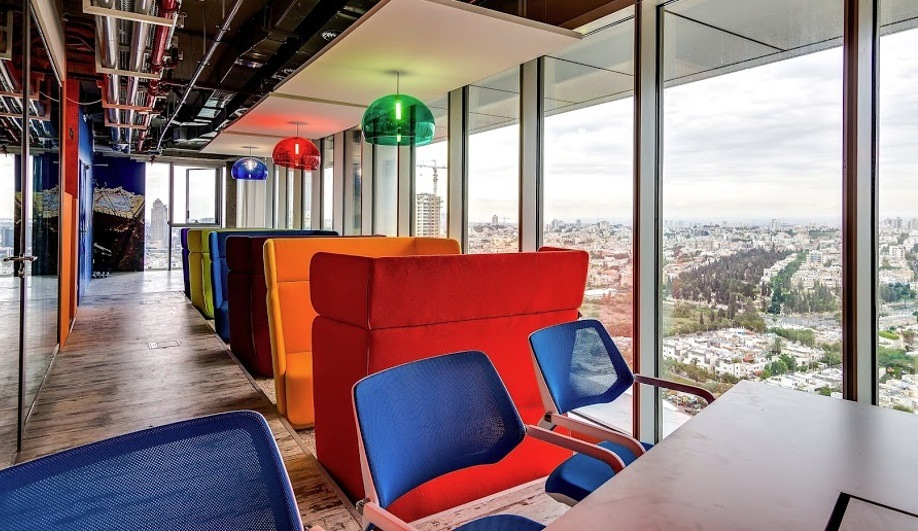 Google 39 S First Office In Israel Azure Magazine