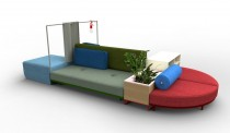 Moroso Brings the Magic to Milan 2013