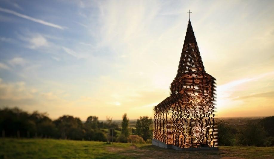 Nine Breathtaking Places of Worship