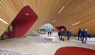 A Melbourne School Goes to Infinity and Beyond