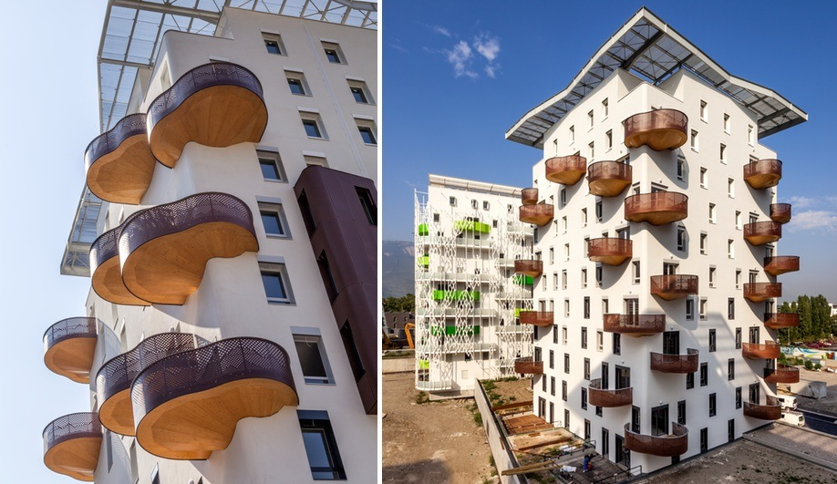 Social Housing that Surprises and Delights
