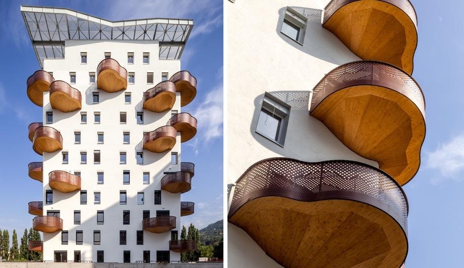 social housing that surprises and delights azure magazine. Black Bedroom Furniture Sets. Home Design Ideas