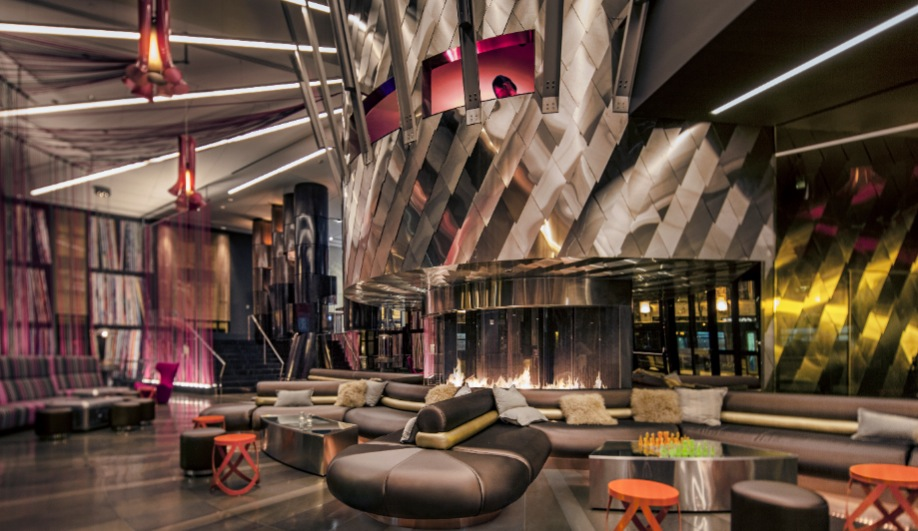 W Hotel Seattle Gets a Vibrant Update