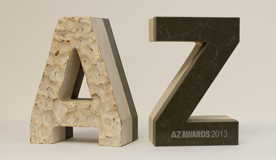 Announcing the Winners of the 2013 AZ Awards