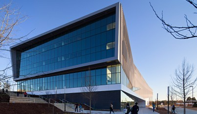 Snøhetta's New Library and Learning Hub in Raleigh